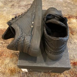 Filling Pieces Shoes - Filling Pieces Low Top Pyramid - Black